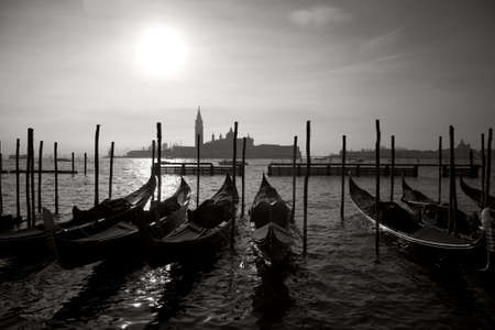 marco: Sunrise over San Marco basin