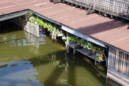 thailand flood: Bangkok thailand,October 2011 heavy flood