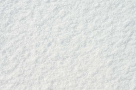 The background of the snow Stock Photo
