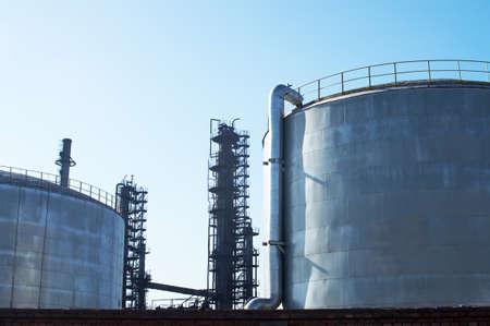 petrochemie industrie: De metalen pijpleidingen petrochemische industrie