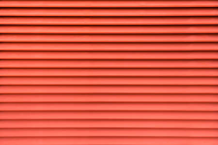 vent: Red abstract background of air vent in horizontal pattern