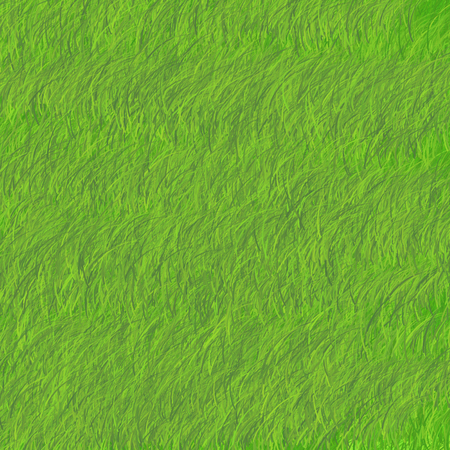 texture of thick green grass tilted to the right bright Stock Photo