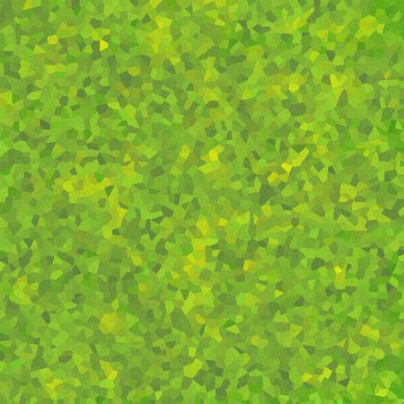 abstract mosaic pattern wallpaper dark green tone