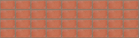 unevenly: textured pattern picture panorama of a brick wall close-up