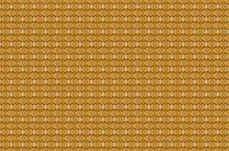 Pattern background optical illusion reflection beige straw color net texture