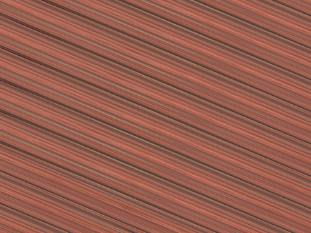 geometric background texture of a wooden surface diagonal lines of brown color Stockfoto