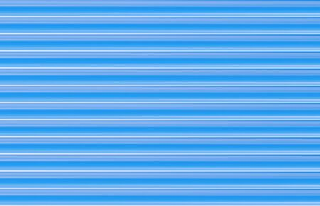 blue background parallel lines. Texture neon base substrate horizontal rays gradient infinite series
