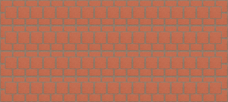 background texture brick wall pattern realistic square blocks with cement endless row base design
