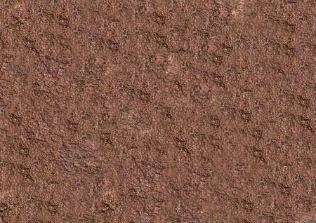 Stone Background Granite Texture Weathered Dark Brown Natural