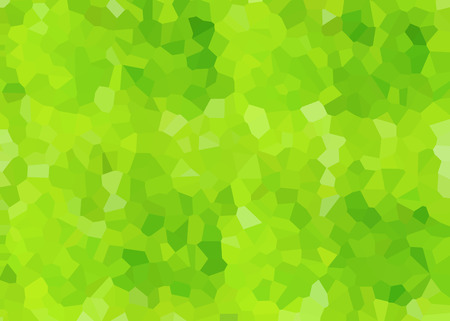 polygon canvas base green green background design multifaceted geometric background