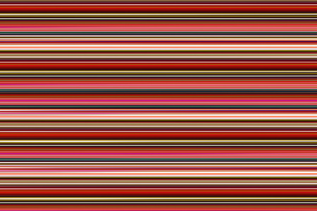 bright horizontal lines background colorful gradient red pink crimson beige contrast black pattern design Banque d'images