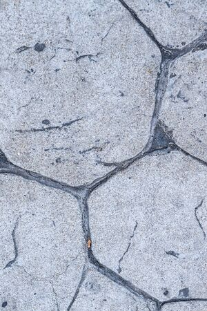 gray stone background city square curved lines close-up urban design basis