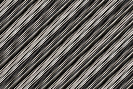 gray ribbed background texture wooden lines parallel rustic design basis Stock Photo