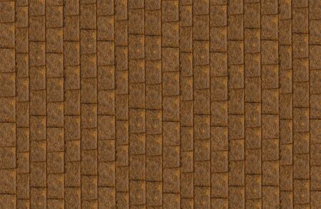 brown stone background a lot of cobblestone vertical pattern background dark