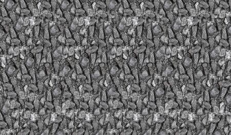 gray stone pattern ribbed mini stones background base hard