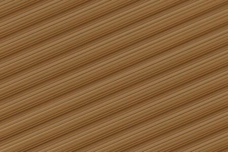 geometric pattern of parallel braids of brown lines ribbed background