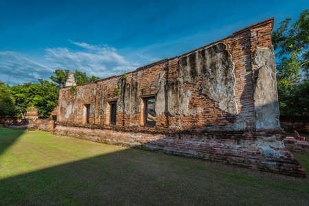 Ayutthaya Thailand Historical Park