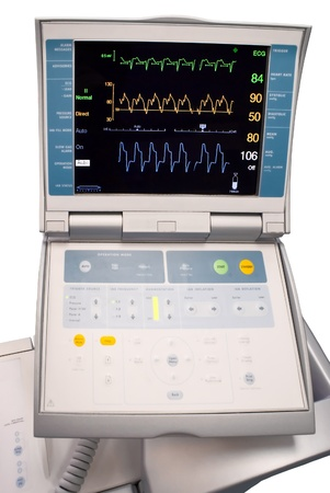 medical monitor  Stock Photo - 9474446