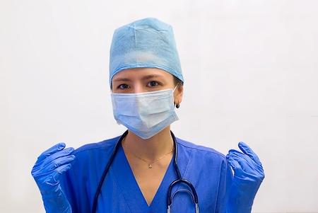 Female surgeon photo