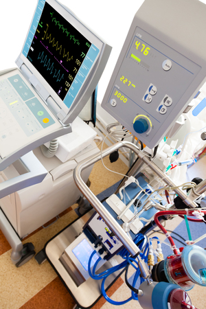 membrane: extracorporeal membrane oxygenation (ECMO) withiIntra-aortic balloon counterpulsation in ICU