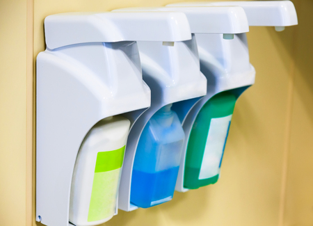 Antibacterial: Equipment for skin cleaning and disinfection in the clinic