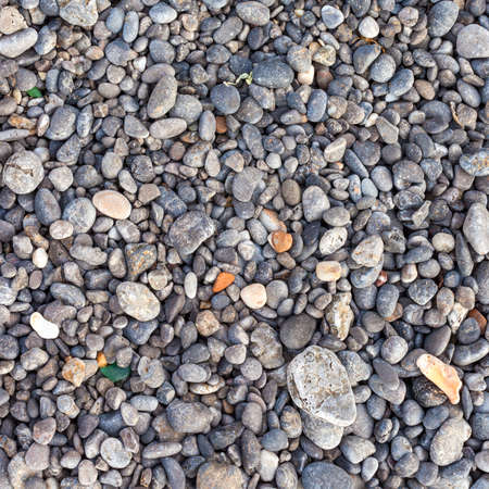 pebble stones as a background texture photo