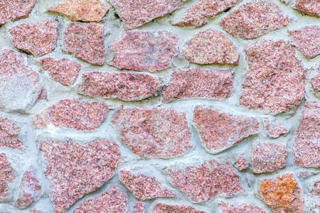 Stone Wall Background and Texture.