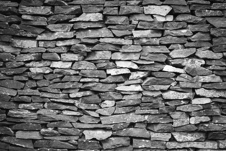 rock strata: Stone background Stock Photo