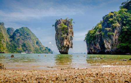 Tapu Island, Phang Nga Province, Thailand