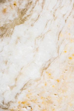 The surface of the white marble Archivio Fotografico