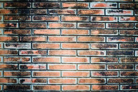Old brick wall backdrop Reklamní fotografie