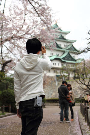taking japanese castle Editorial