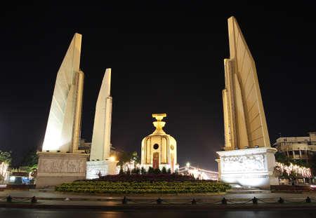 democracy monument: democracy monument Bangkok, Thailand
