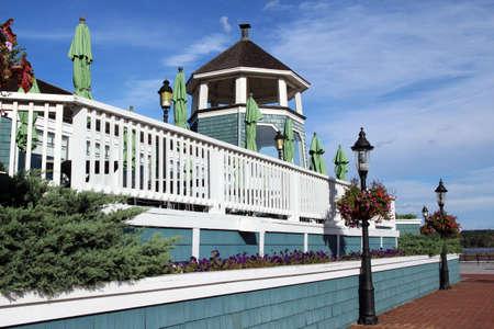 Potomac River waterfront, Old Town Alexandria
