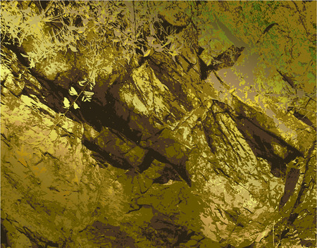 crevice: Background of cracked rock structure with crevice