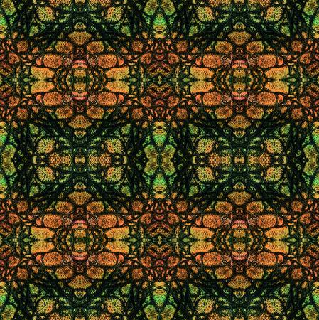 resembling: Abstract seamless pattern resembling dragon skin
