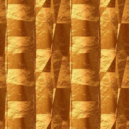 resembling: Abstract seamless pattern resembling gold foil Stock Photo