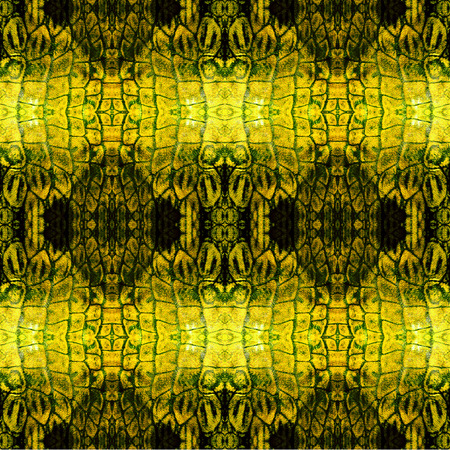 reptile: Abstract seamless pattern of stylized reptile scales