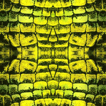 com escamas: Teste padr�o abstrato cobra com estrutura escamosa