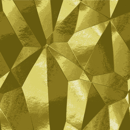 Abstract background resembling crumpled brushed gold metal foil