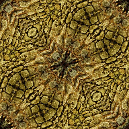 reptile: Abstract seamless pattern with brown reptile scales snake texture and repeating