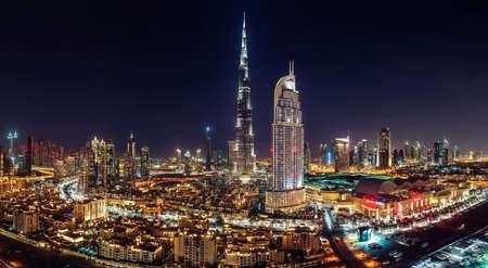 DOWNTOWN DUBAI, UAE Editorial