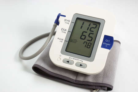 Tonometer electronic Stock Photo - 2706031