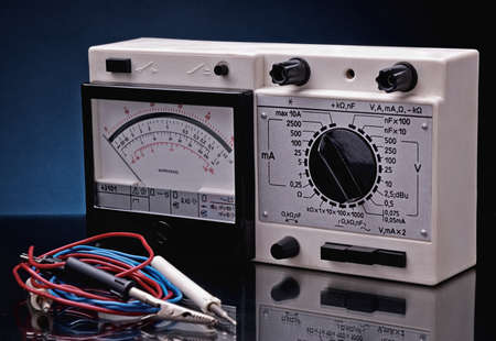 troubleshoot: Multimetr - special electrical measuring equipment