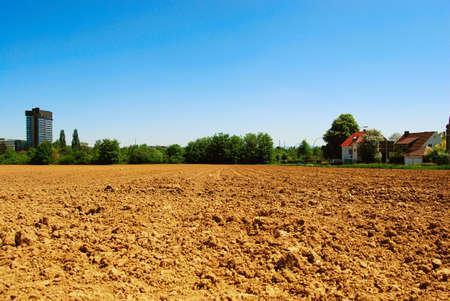 Suelo fértil - paisaje rural  Foto de archivo - 3071548