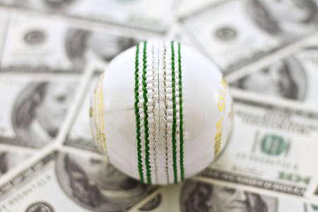 Cricket and Money