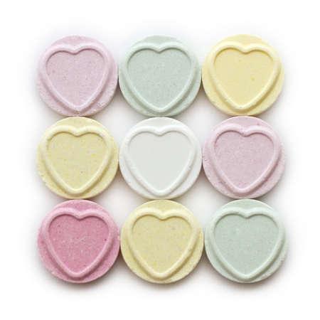 �sweets: Plaza de corazones