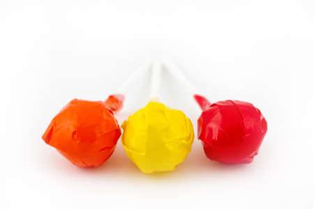Trio of Lollipops