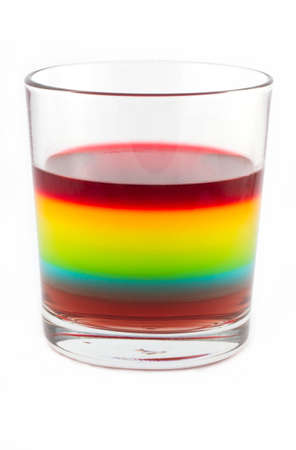 Rainbow Jelly Tumbler