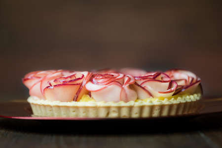 Series on Rose Apple Tart